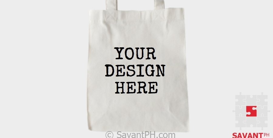 Customized Canvas Bags Philippines