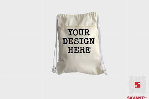 Canvas Drawstring Bags & Backpacks Philippine